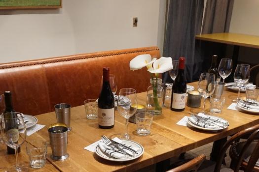 Keller Estate's Winemaker Dinner