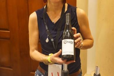 International Women's Day & 2017 World of Pinot Noir Female Winemakers