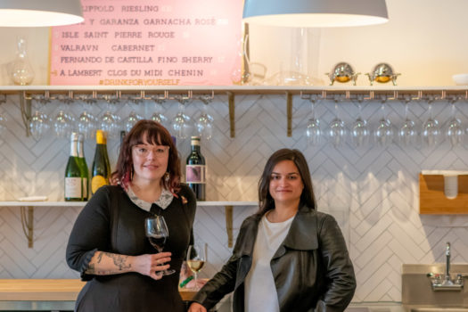 DECANTsf San Francisco's Chicest New Wine Bar & Shop