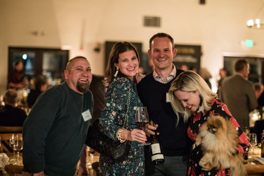Sonoma Valley Wine's Signature Sonoma Legends Dinner