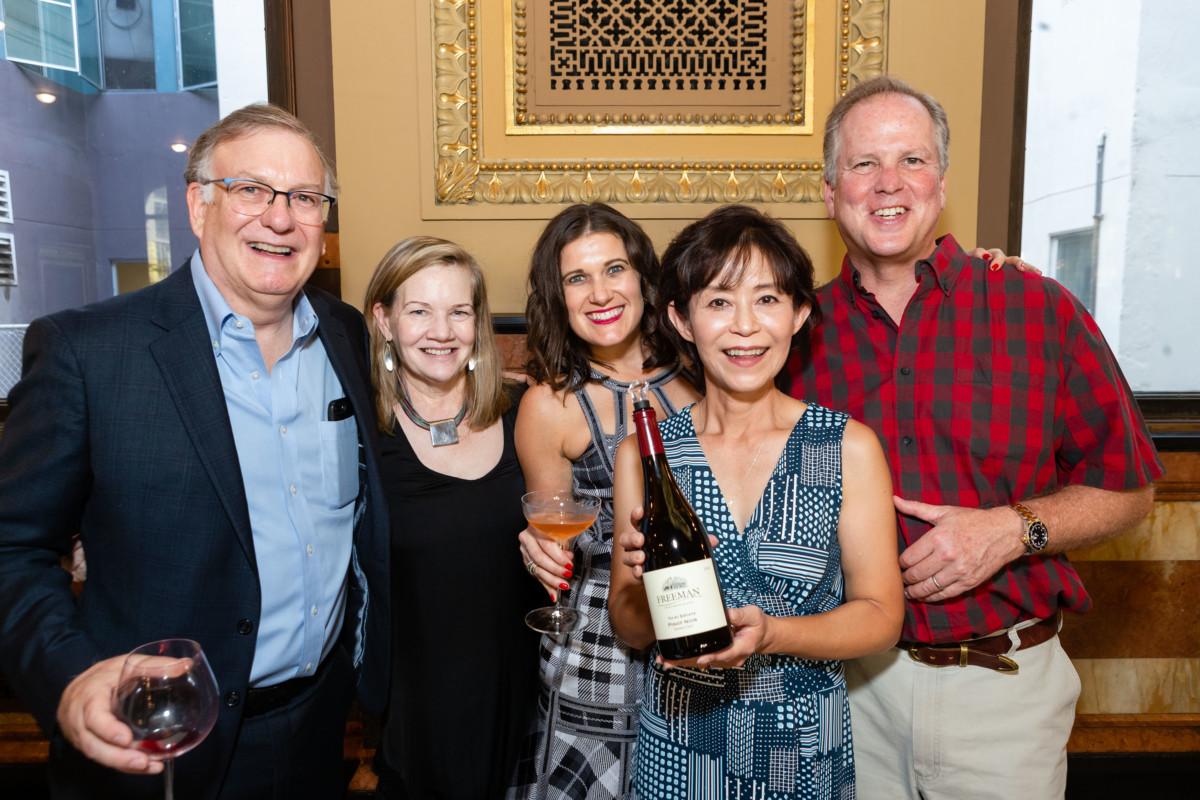 Freeman Wines