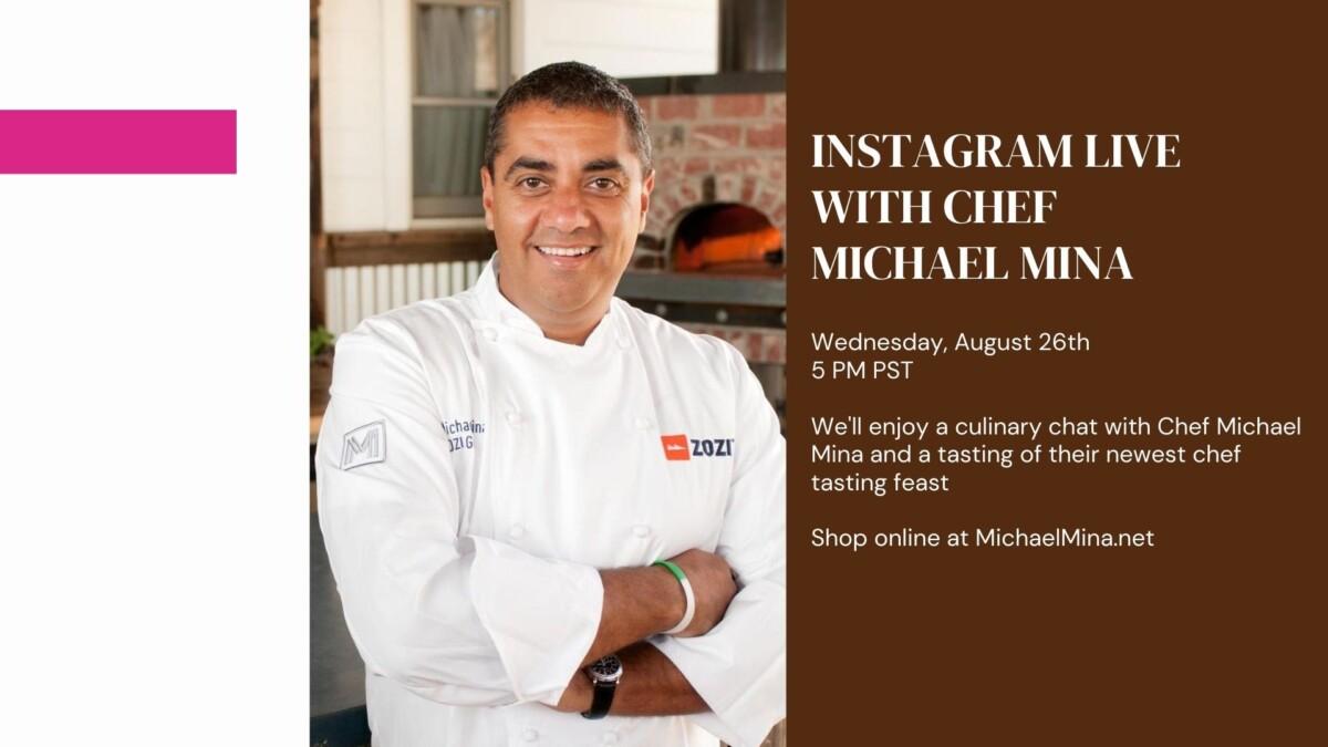 Chef Michael Mina Mina Family Kitchen