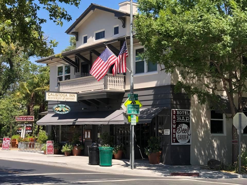 Calistoga Inn, Restaurant & Brewery