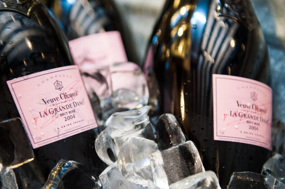 Rose Champagne Wines