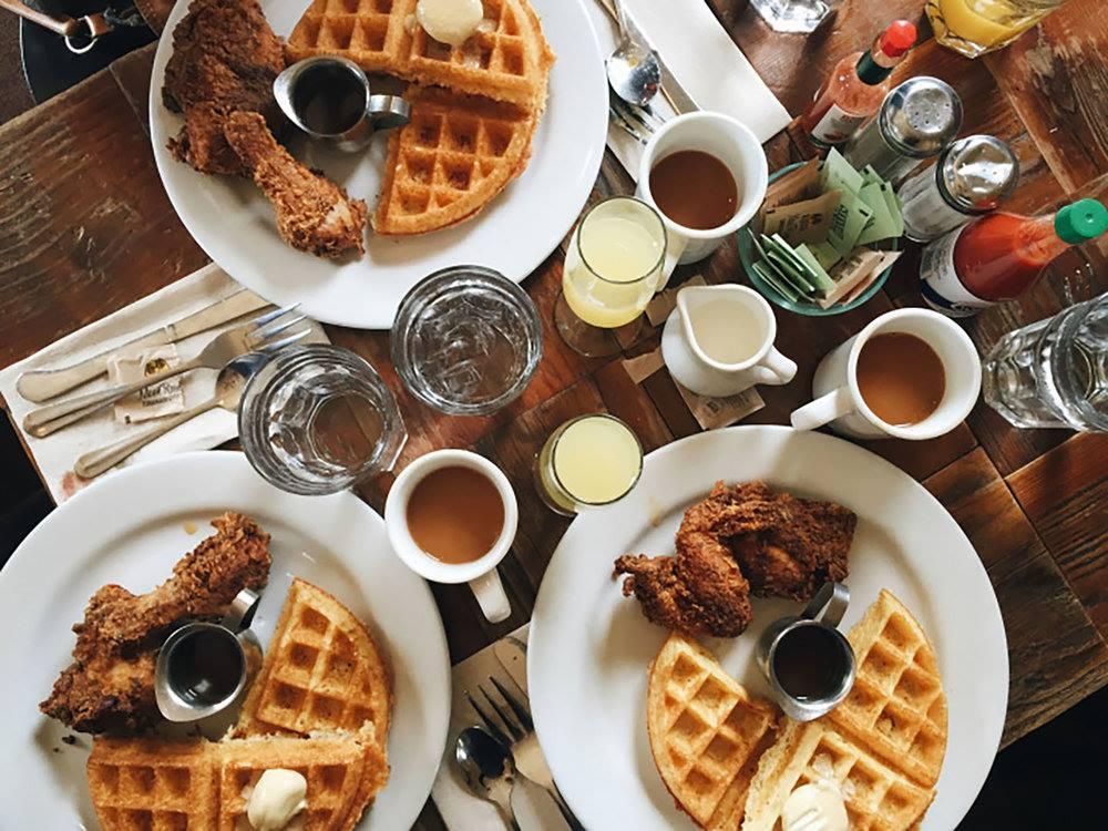 Brown Sugar Kitchen Oakland