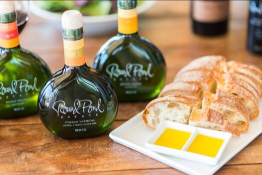 Delicious Olive Oils from Wineries I Adore