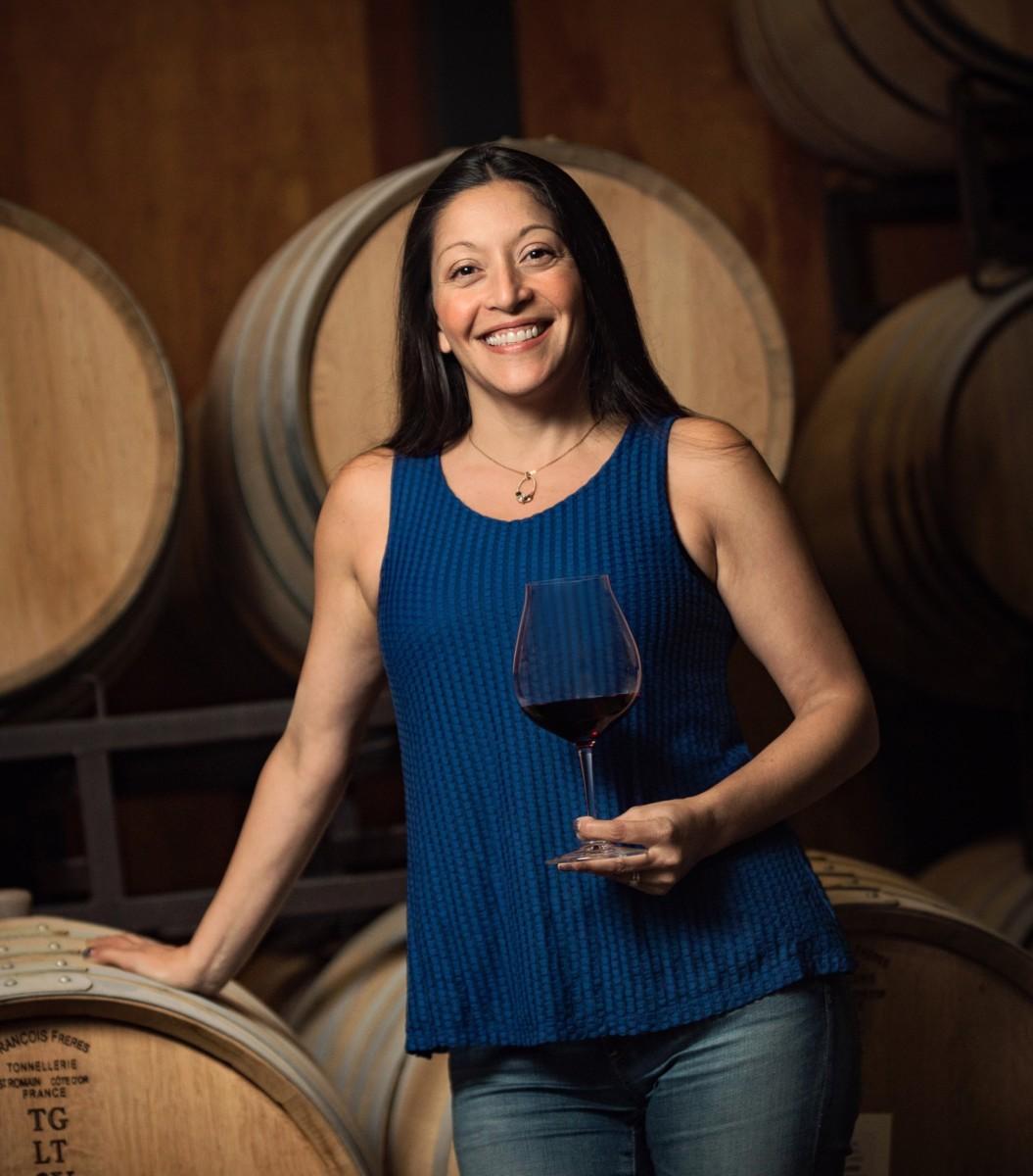 Theresa Heredia Gary Farrell Winery