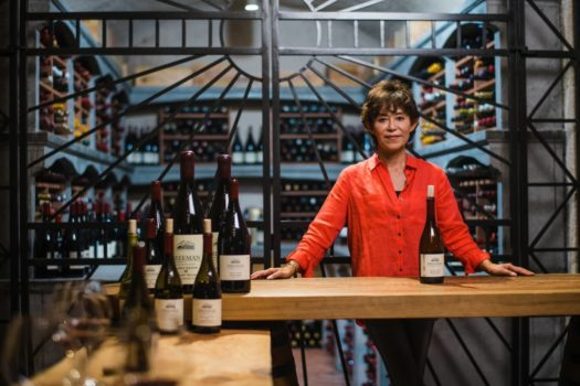 Interview with Winemaker Akiko Freeman of Freeman Winery