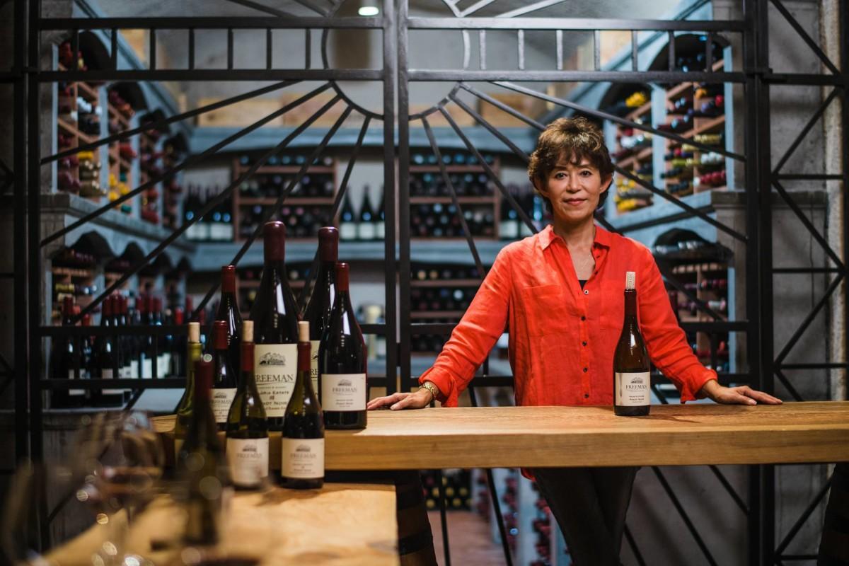 Akiko Freeman Freeman Winery