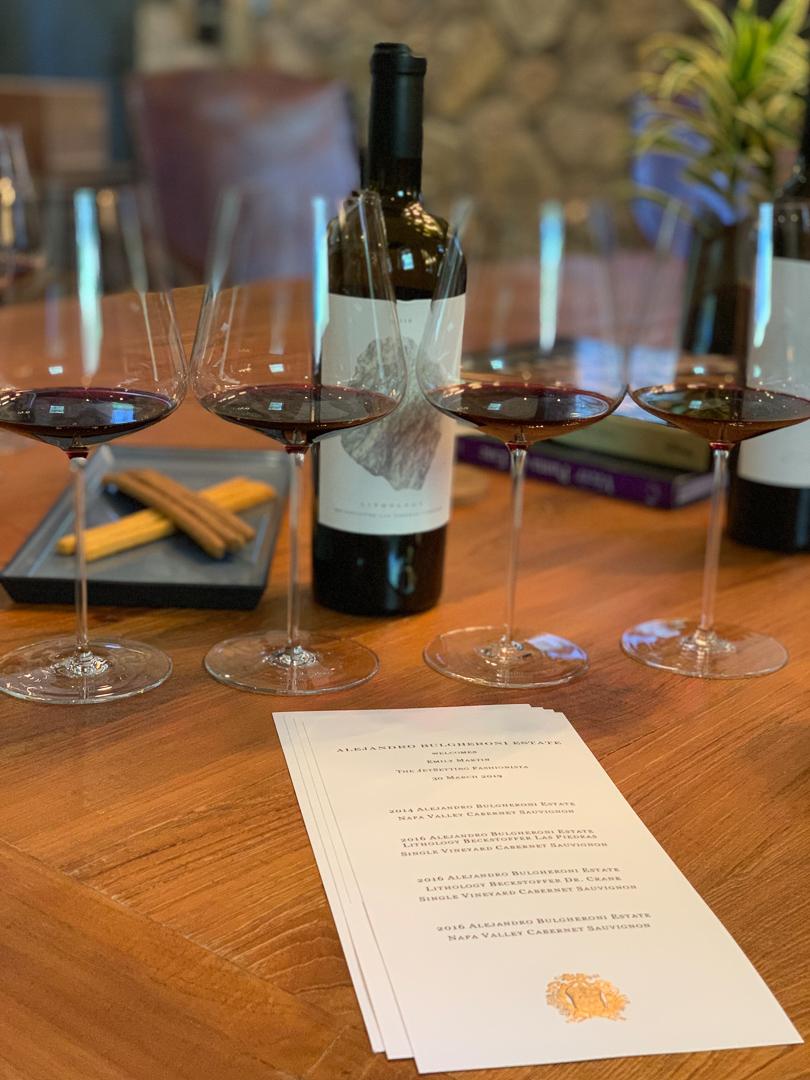 Alejandro Bulgheroni Wine
