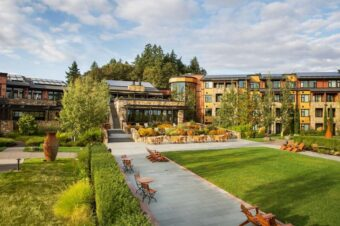 The Best Hotels in the Pacific Northwest