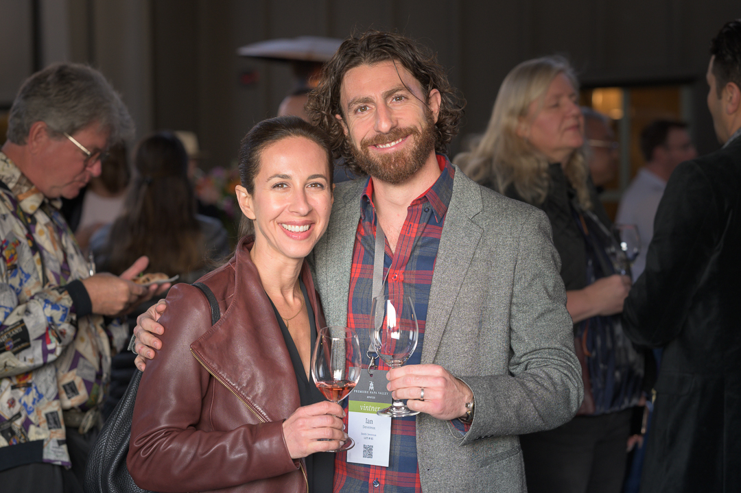 Alpha Omega Premiere Napa Valley 2020 After Party Wrap by Alpha Omega Winery