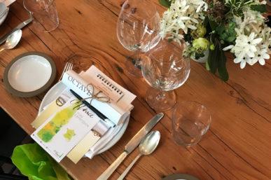 Wines of Alsace Dinner at Octavia San Francisco