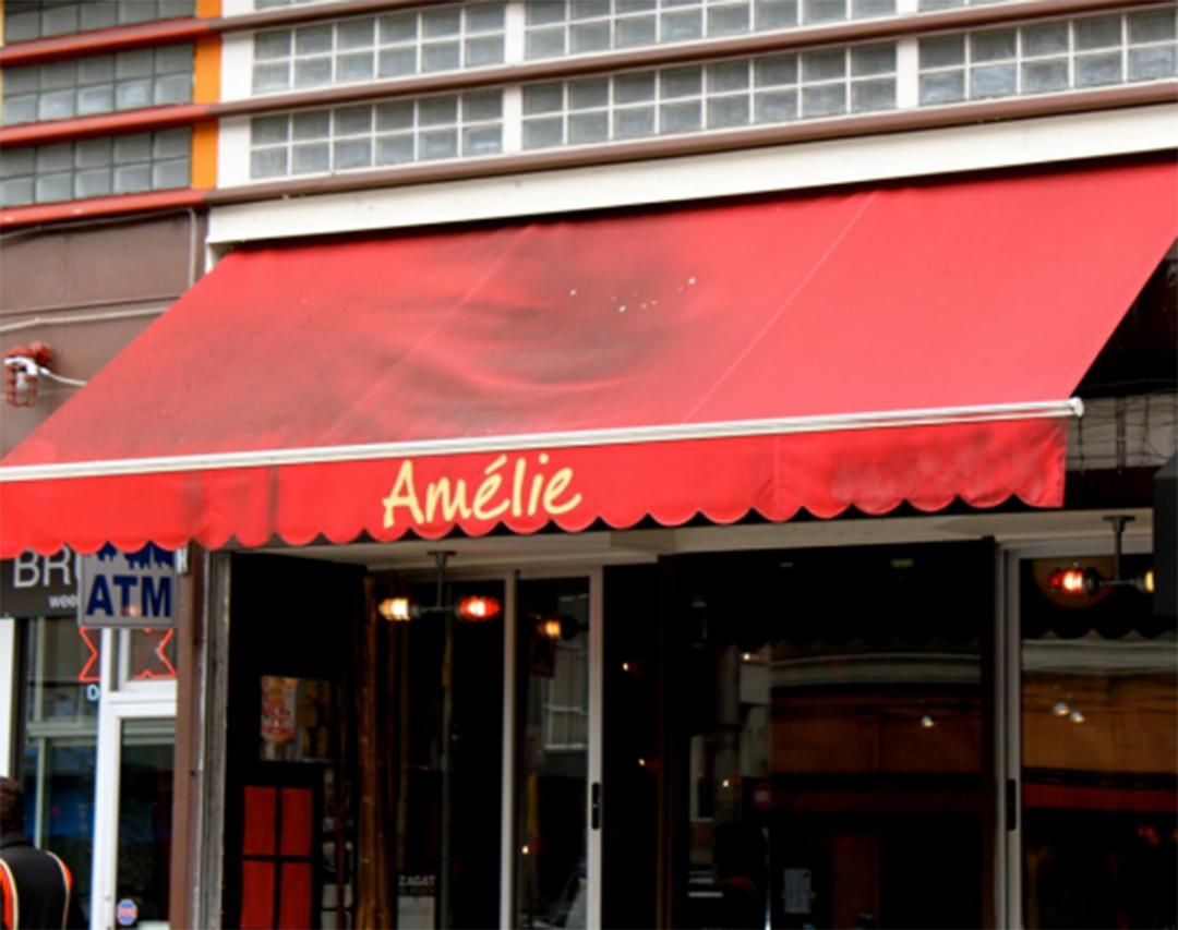 Amelie Wine Bar San Francisco