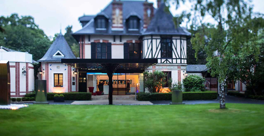 The Luxury Assiette Champenoise Hotel in Reims France