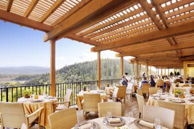 Auberge du Soleil Napa Valley's Restaurant