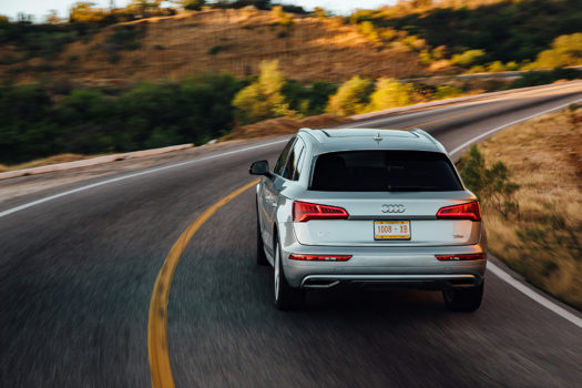 Audi On Demand The Perfect Family Mobility Service