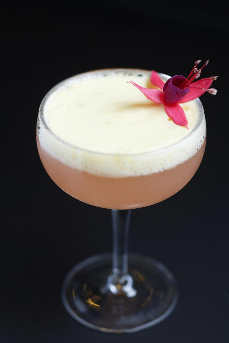 August 1 Five JRD Tata Sour Cocktail