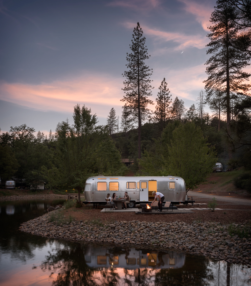 AutoCamp Yosemite by Aaron Leitz