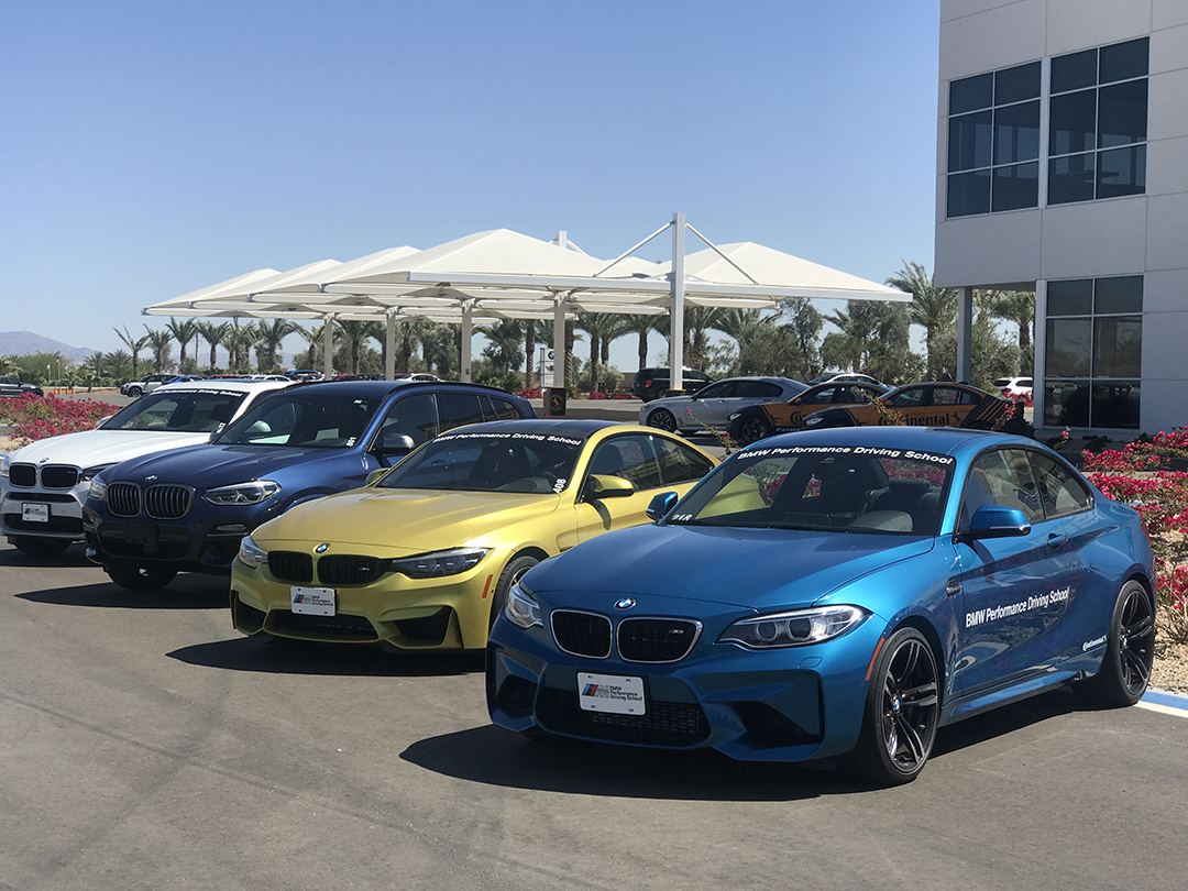 BMW Driving School