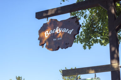 The Delicious Backyard Forestville Restaurant