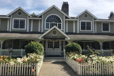 The Incredible Ballard Inn & Gathering Table