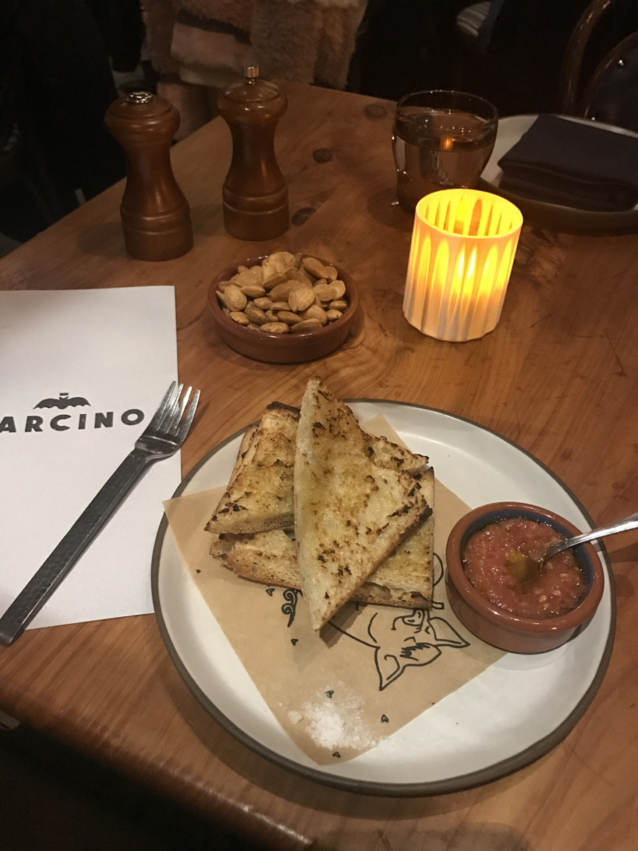 Barcino Hayes Valley