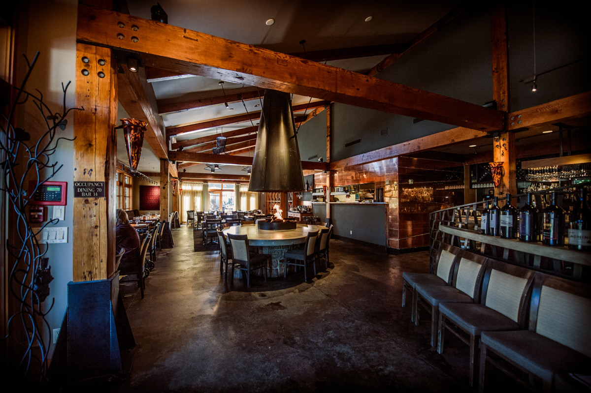 Willows Lodge Woodinville Barking Frog