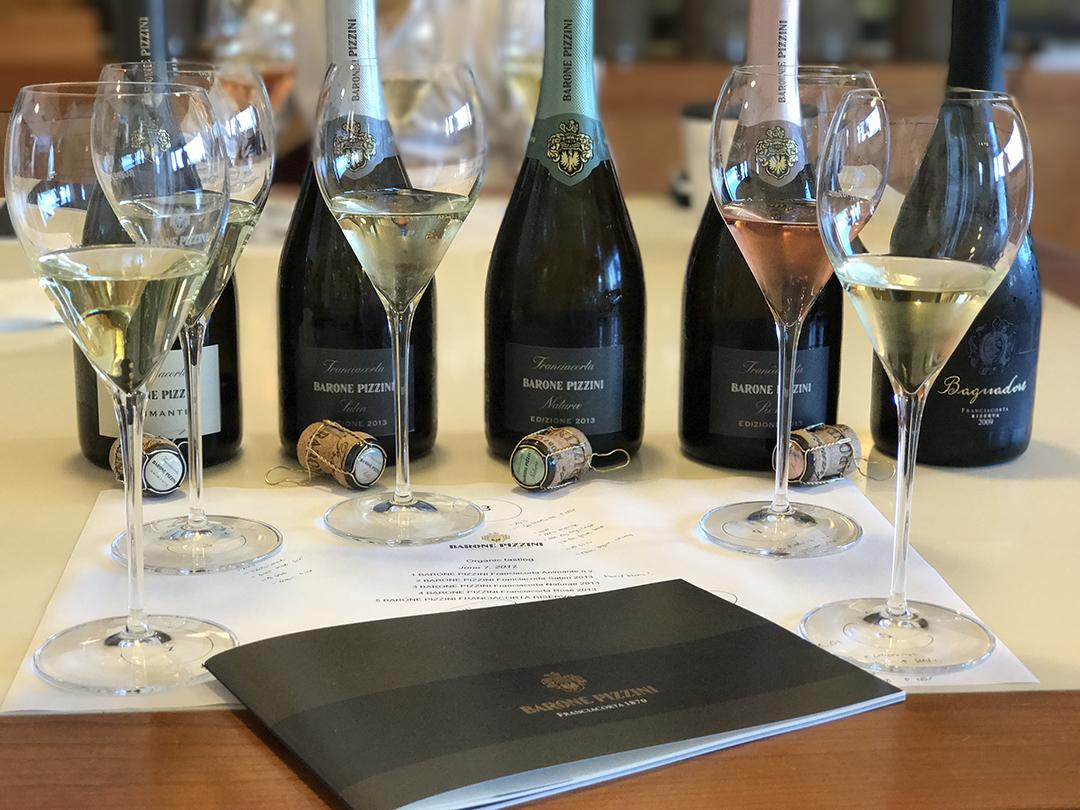 Barone Pizzini Franciacorta Winery