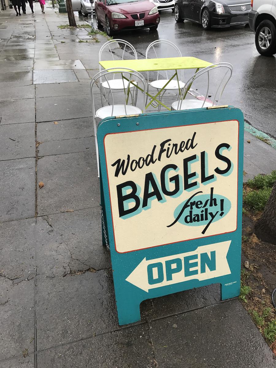 Beauty's Bagel Shop Oakland