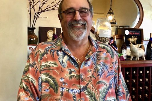 Interview with Winemaker Ben Papapietro of Papapietro Perry Winery