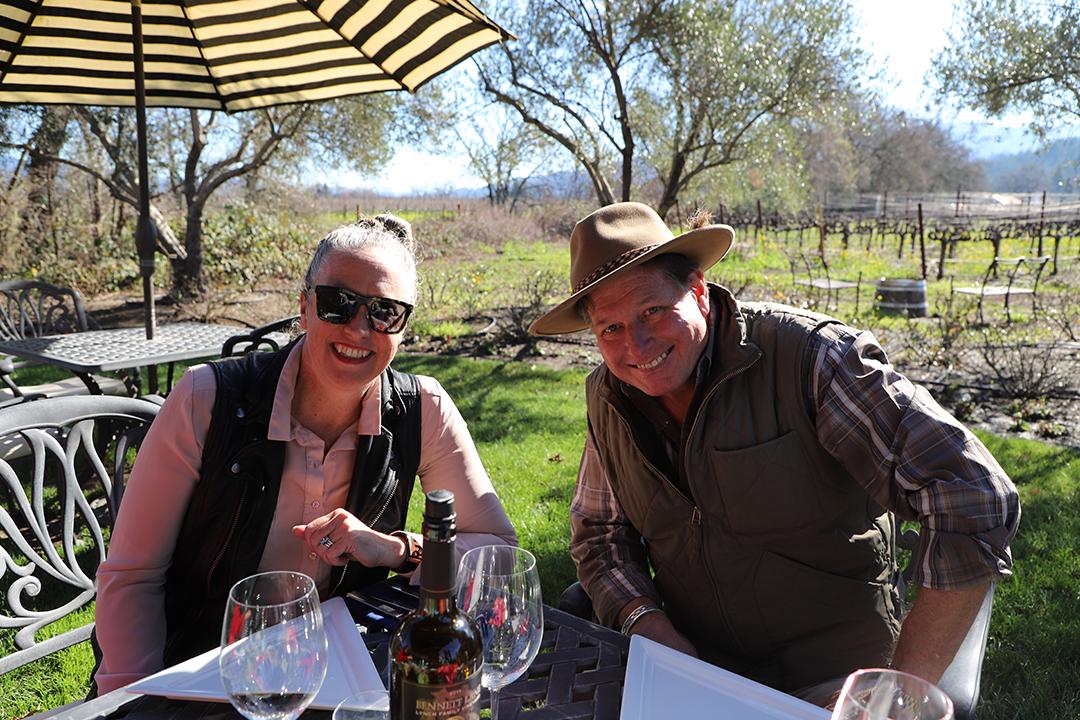 Bennett Lane Winery