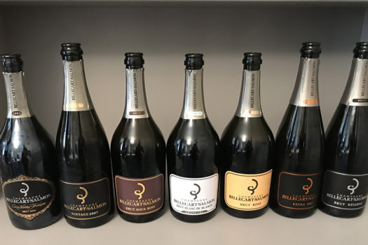 Billecart-Salmon Champagne Interview with Mathieu Roland-Billecart & Winemaker Florent Nys