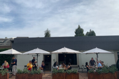 BloodRoot Wines The Hottest New Healdsburg Tasting Room