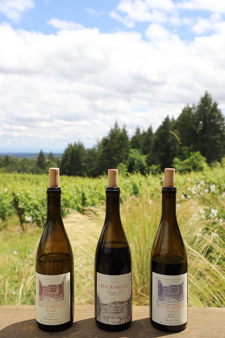 Brick House Wines