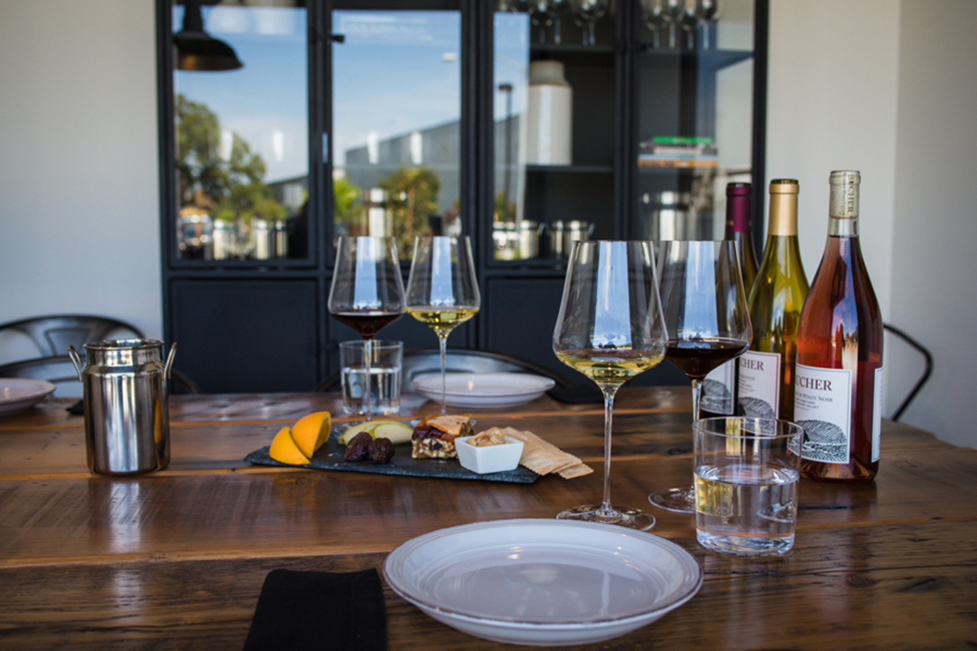 Bucher Wines Grand Cru Custom Crush