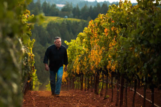 Interview with Legendary Michael Browne of CIRQ Estate Wines