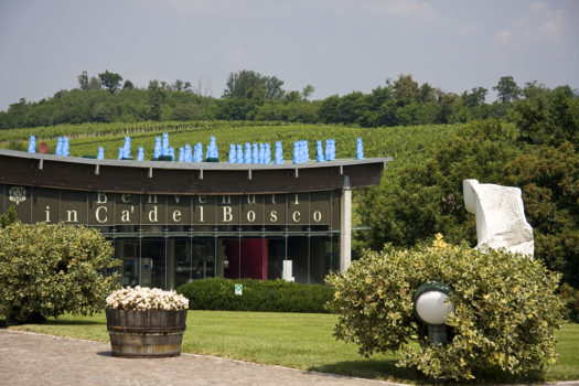 Ca' del Bosco Franciacorta: A Wine & Art Lovers Paradise
