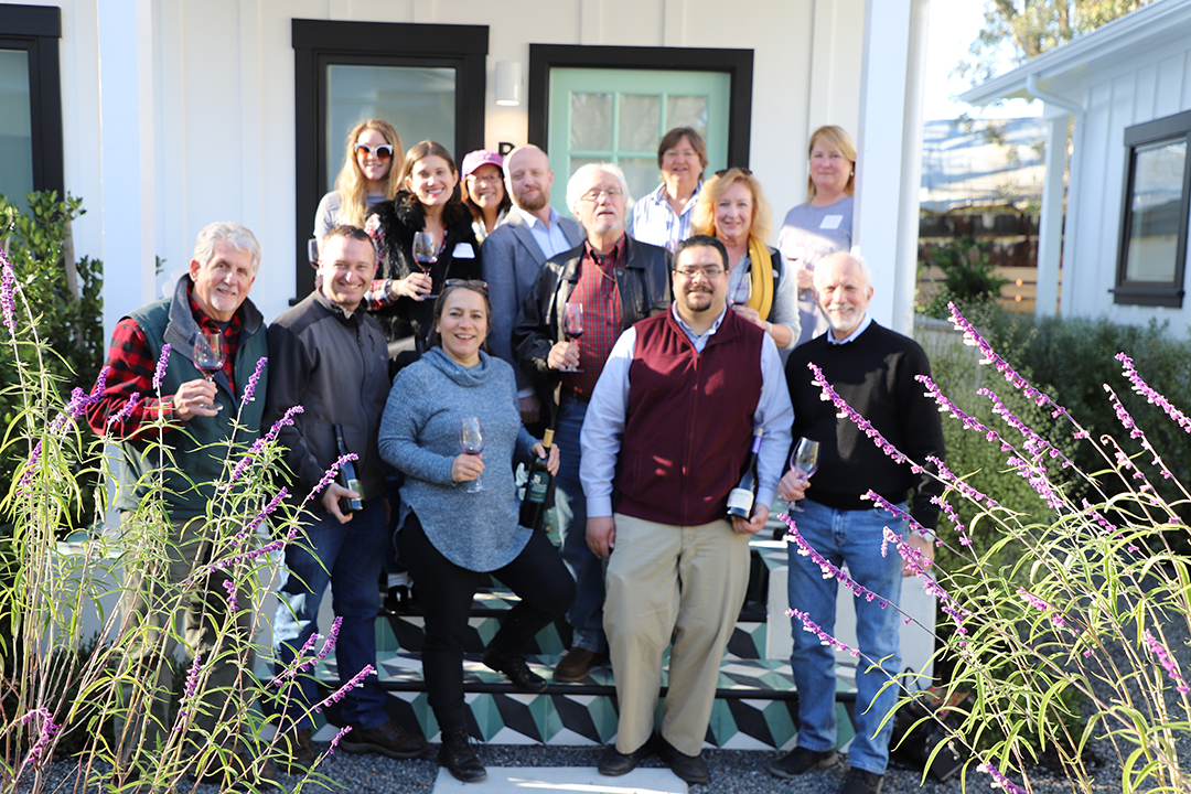 Calistoga Winegrowers