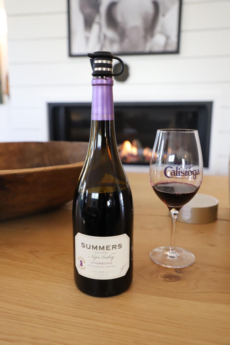 Summer Wines Calistoga