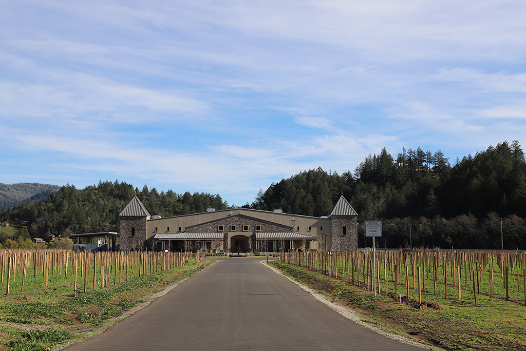 Girard Winery Napa Valley