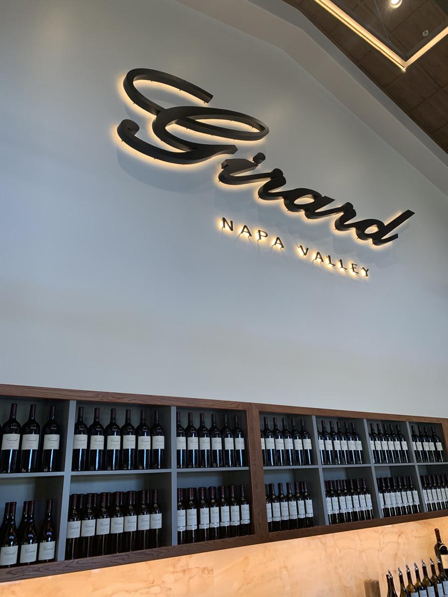 Girard Winery Calistoga