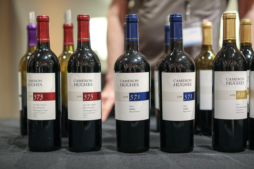 Cameron Hughes Wines Launch Party