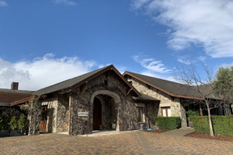 Cardinale Winery's Stunning Wines & Beautiful Winery