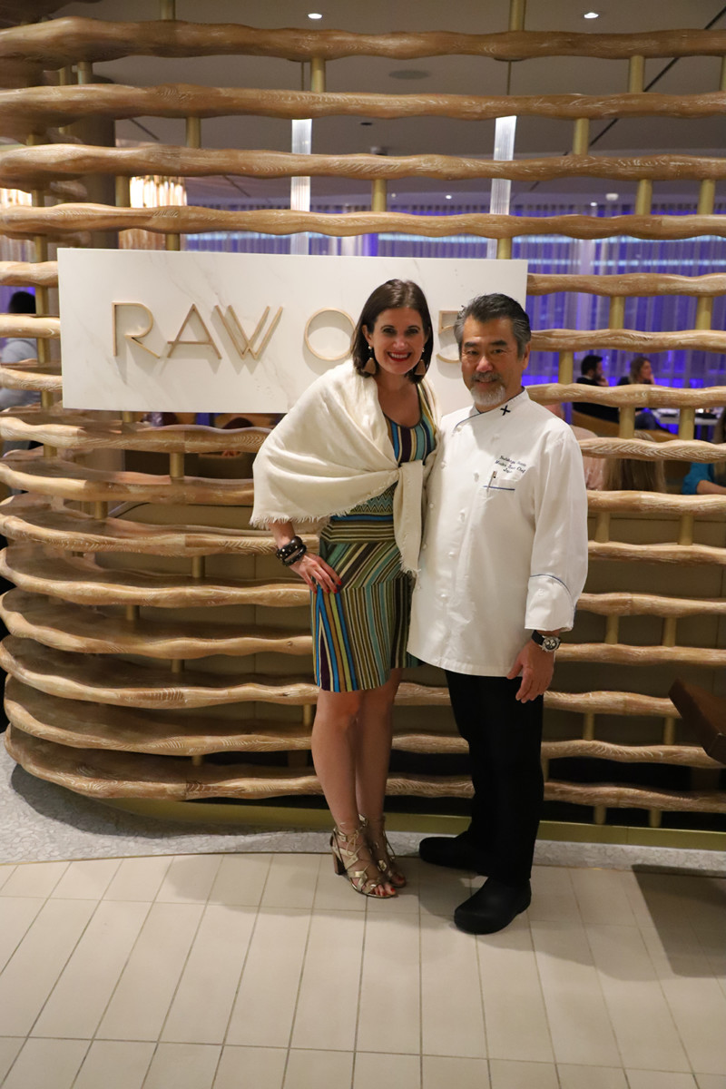 Celebrity Cruises Raw on 5