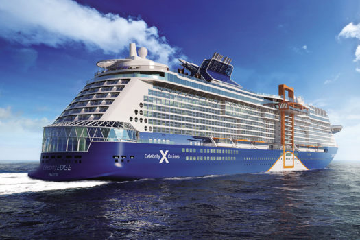 The New Celebrity Cruise EDGE, A Ship Like No Other….