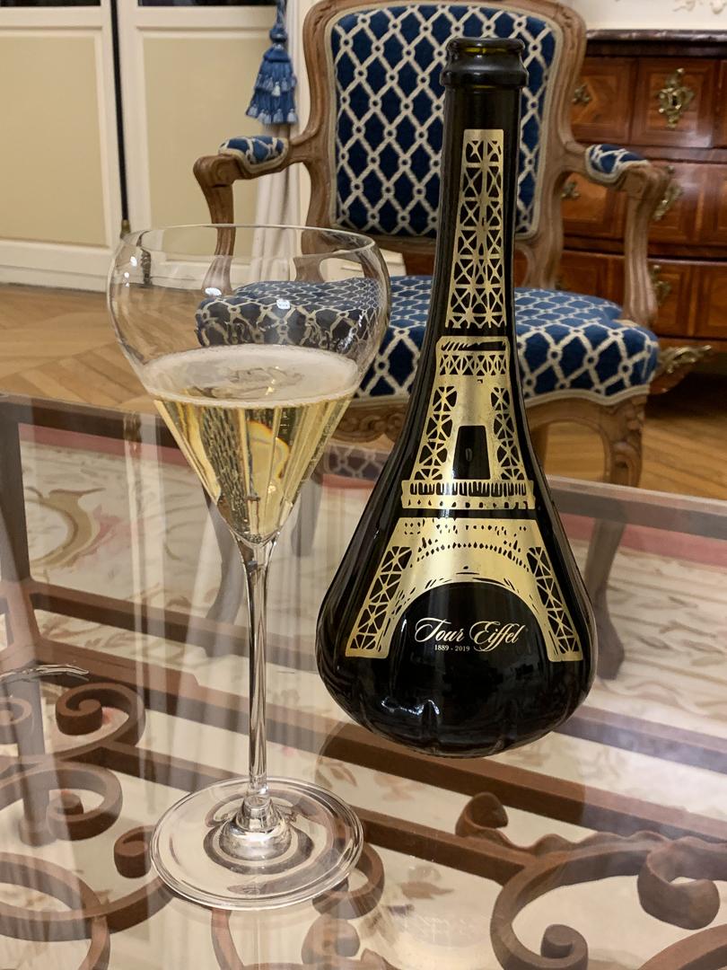 Champagne Devonage