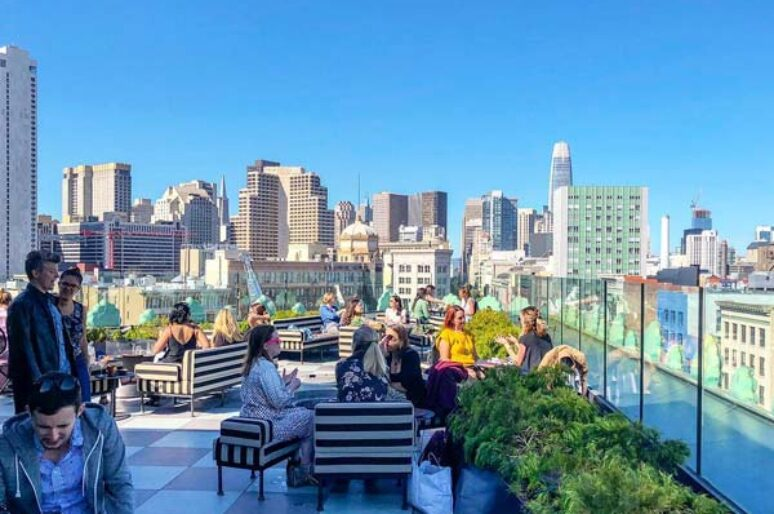 The Best Rooftops in San Francisco