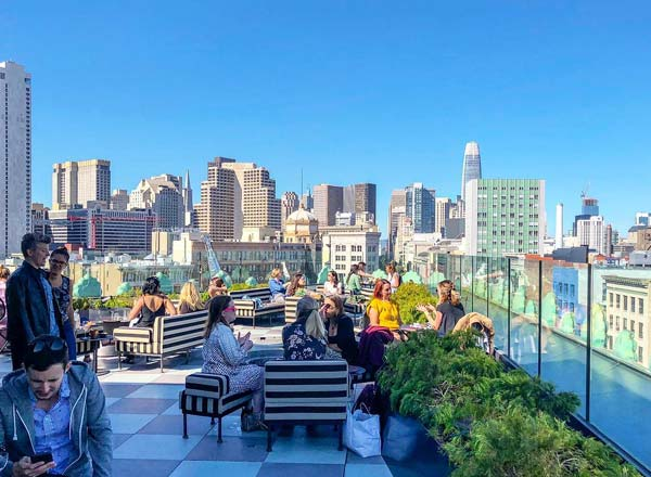 The Best San Francisco Rooftops