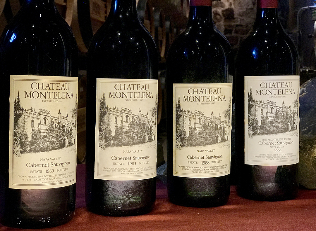 Chateau Montelena Dream Tasting